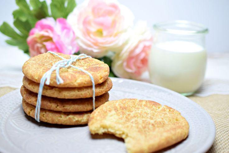 Heute ist Cookie-Friday und ich habe für dich ein echt tolles Rezept von Snickerdoodle Cookies - einfache Zimtkekse die einfach und schnell gemacht sind!