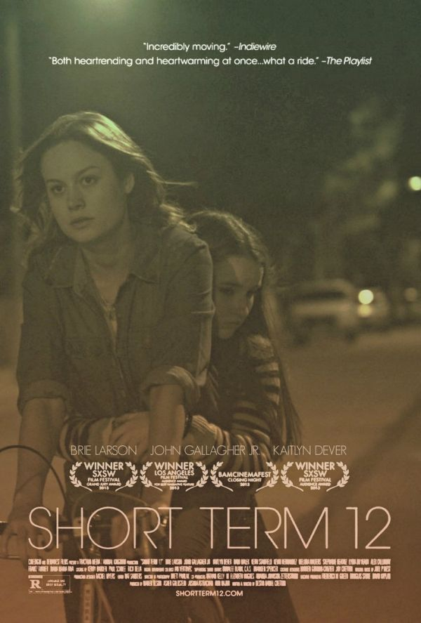 Short Term 12. A really small indie movie that no one has heard of. I highly suggest you watch it!!