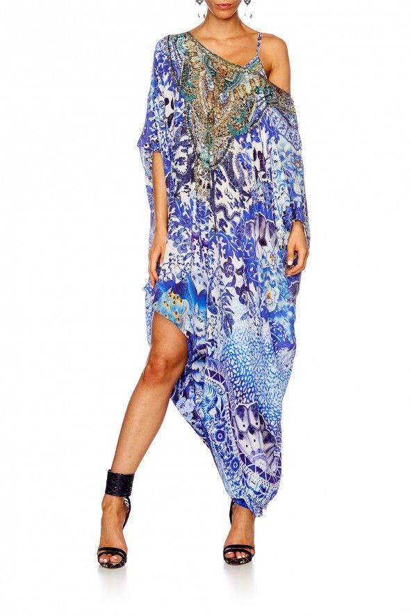 Camilla - Guardian Of Secrets - Round Neck Kaftan