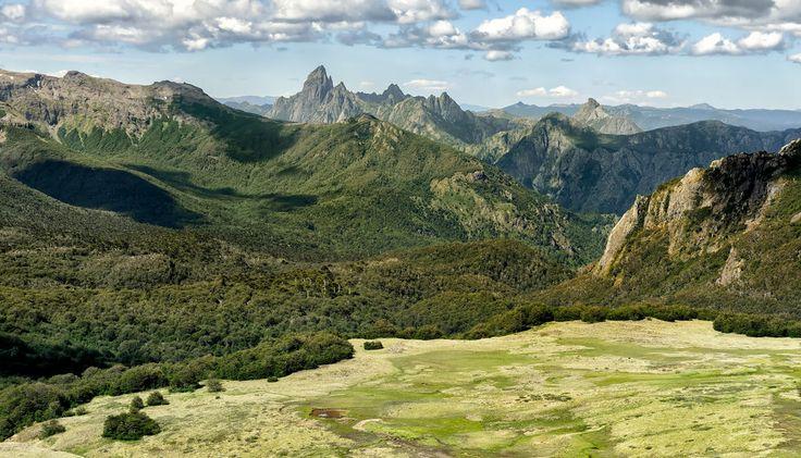Puesco Valley  Curarrehue, Araucanía Region