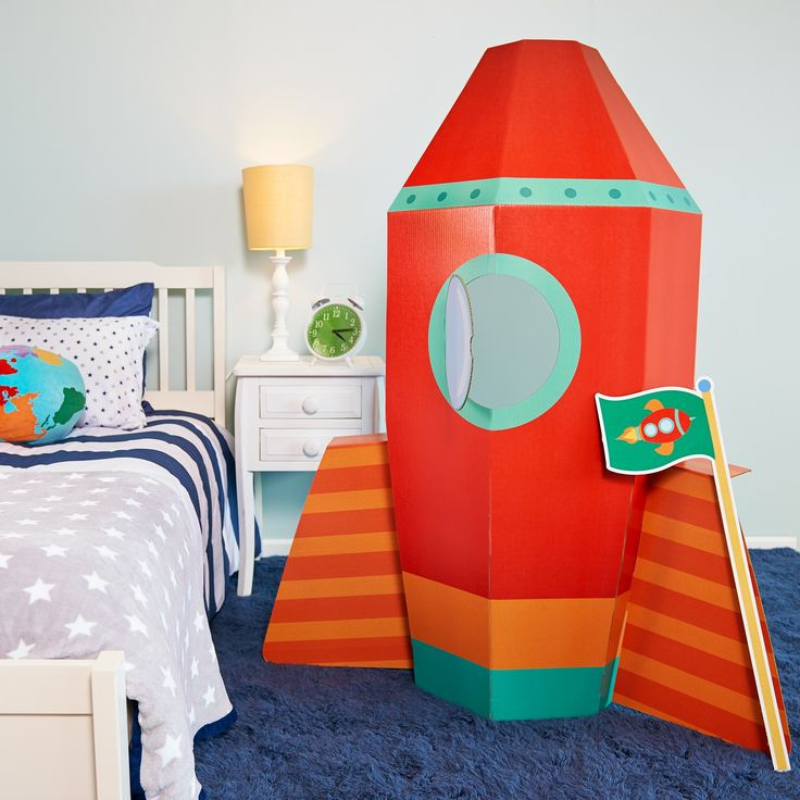Best Rocket To Space Party Ideas Images On Pinterest Space - 18 awesome space themed interior design ideas