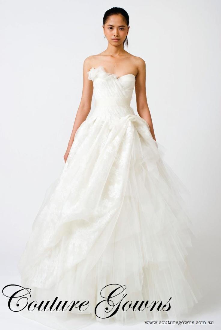 10 best Vera Wang wedding dresses images on Pinterest | Vera wang ...