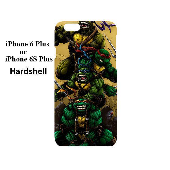Teenage Mutant Ninja Turtles iPhone 6/6s Plus Case
