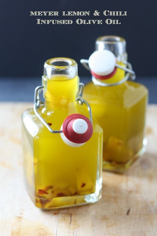 Meyer Lemon and Chili Infused Olive Oil, www.mountainmamacooks.com @Kelley Epstein {Mountain Mama Cooks}