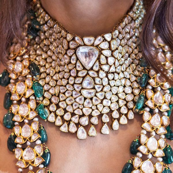 Major jewel envy from Gem Palace in Jaipur, India