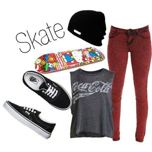 Best 25+ Skater girl outfits ideas on Pinterest | Skater ...