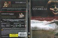 Annabelle [Vídeo] / [una película dirigida por John R. Leonetti] Q Cine 4400 http://encore.fama.us.es/iii/encore/record/C__Rb2657500?lang=spi