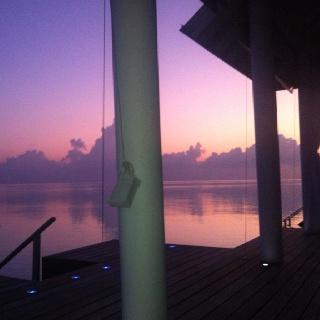 wv sunset