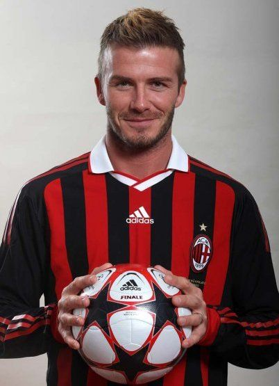 David Beckham (A.C. Milan)