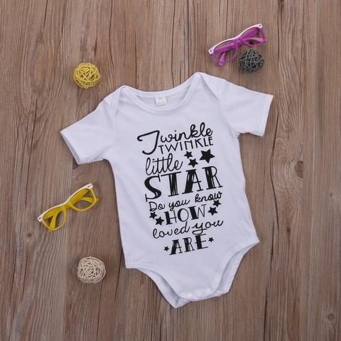 NEW Twinkle Twinkle Little Star Onesie
