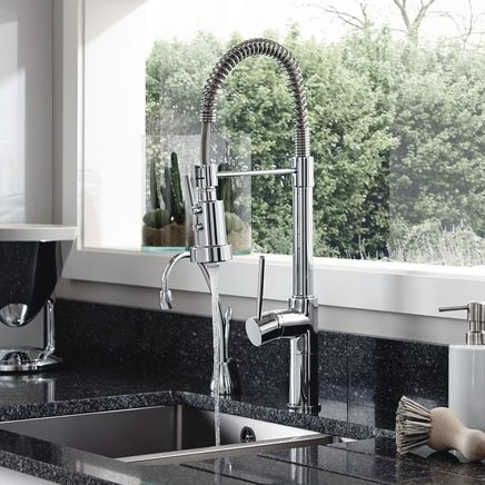 Lamona Chrome Professional Style single lever tap