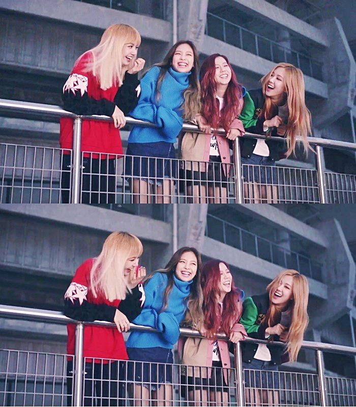~• Lisa•Jennie•Jisoo•Rose •~