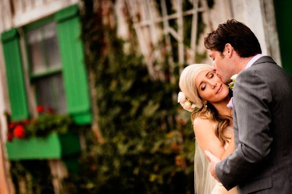 Sweet couple photo at Annadel Estate Winery wedding by Chrisman Studios | junebugweddings.com