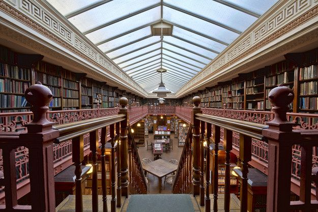 The Leeds Library | 23 Places In Leeds You Must Visit Before You Die