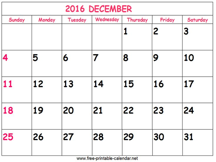 The 25+ best Blank calendar to print ideas on Pinterest Free - free blank calendar