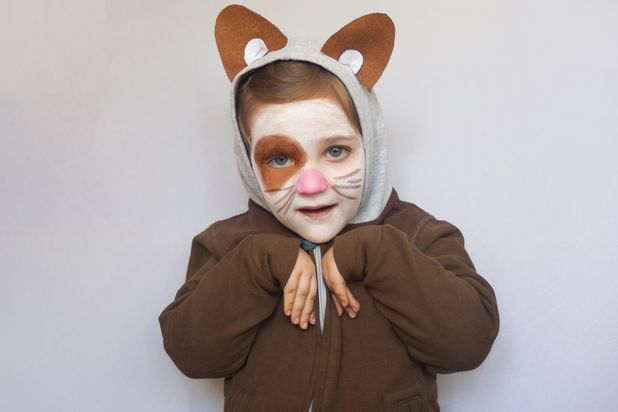 How to Make Dog Costumes for Kids | eHow