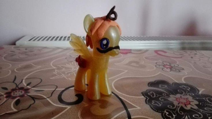 Since I had a Fluttershy figure, I decided to make the lovable Canada (my 4th personal ...