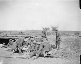 THE BATTLE OF ARRAS APRIL-MAY 1917 (Q 6293)