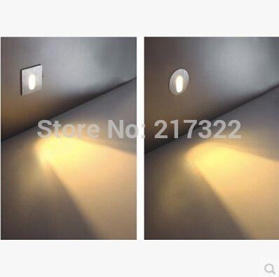 Pas cher 20 PCS / livraison gratuite 3 w rempli serre   flan conduit échelle de lampe led escaliers lumière / led wall light 2 anos garantie 200 220lm, Acheter  LED Intérieur Mur Lampes de qualité directement des fournisseurs de Chine:     Produit détails     CE & Rohs 2 années de garantie  LED Tension: AC85-265V  LED Watt: 1 W 200-220lm
