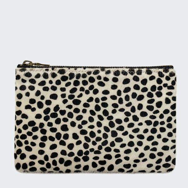 Status Anxiety Maud Wallet - Snow Cheetah | Thanks Store Online