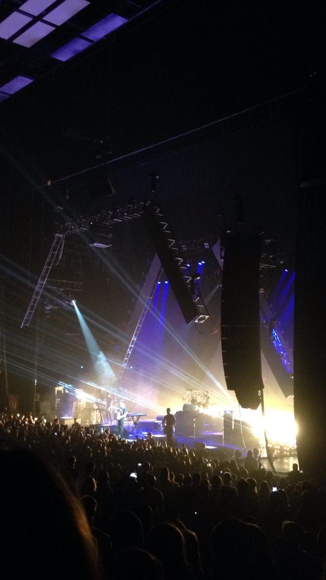 bastille concert cape town