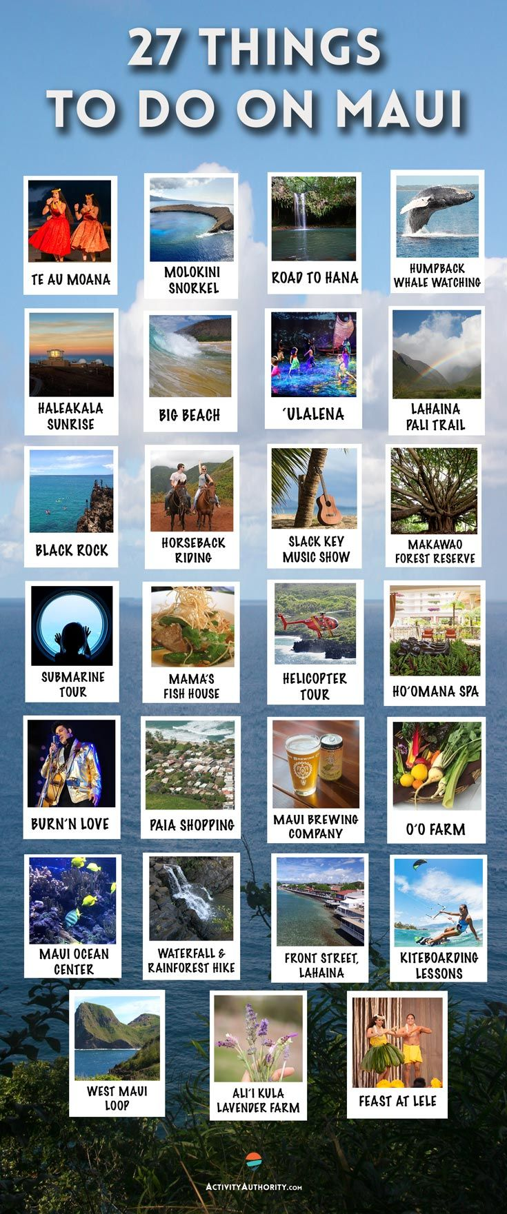 27 Things to Do on Maui | Molokini Snorkel, Whale Watching, Big Beach