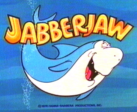 """Jabberjaw"" Hanna Barbera Cartoon"
