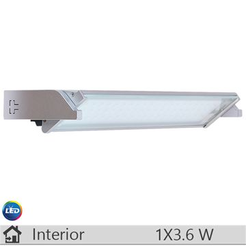 Aplica baie, iluminat decorativ interior Rabalux, gama Easy LED, model 2367 http://www.etbm.ro/tag/687/iluminat-ieftin