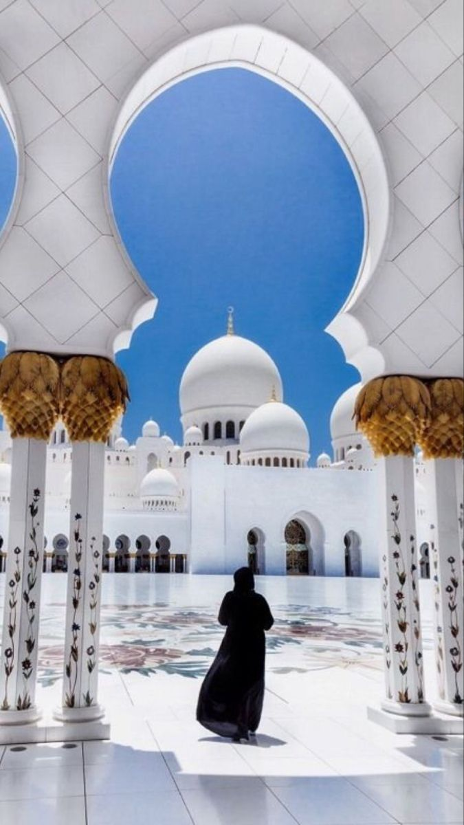 Islam Background Mosque Architecture Beautiful Mosques Architecture