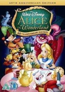 #Alice In Wonderland 60th Anniversary Edition DVD #In this animated Disney version of Lewis Carrolls stories young Alice (voiced by Kathryn Beaumont) is transported to the bizarre Wonderland after following the March Hare (Jerry Colonna) down a rabbit hole. There she en... (Barcode EAN=8717418251253)