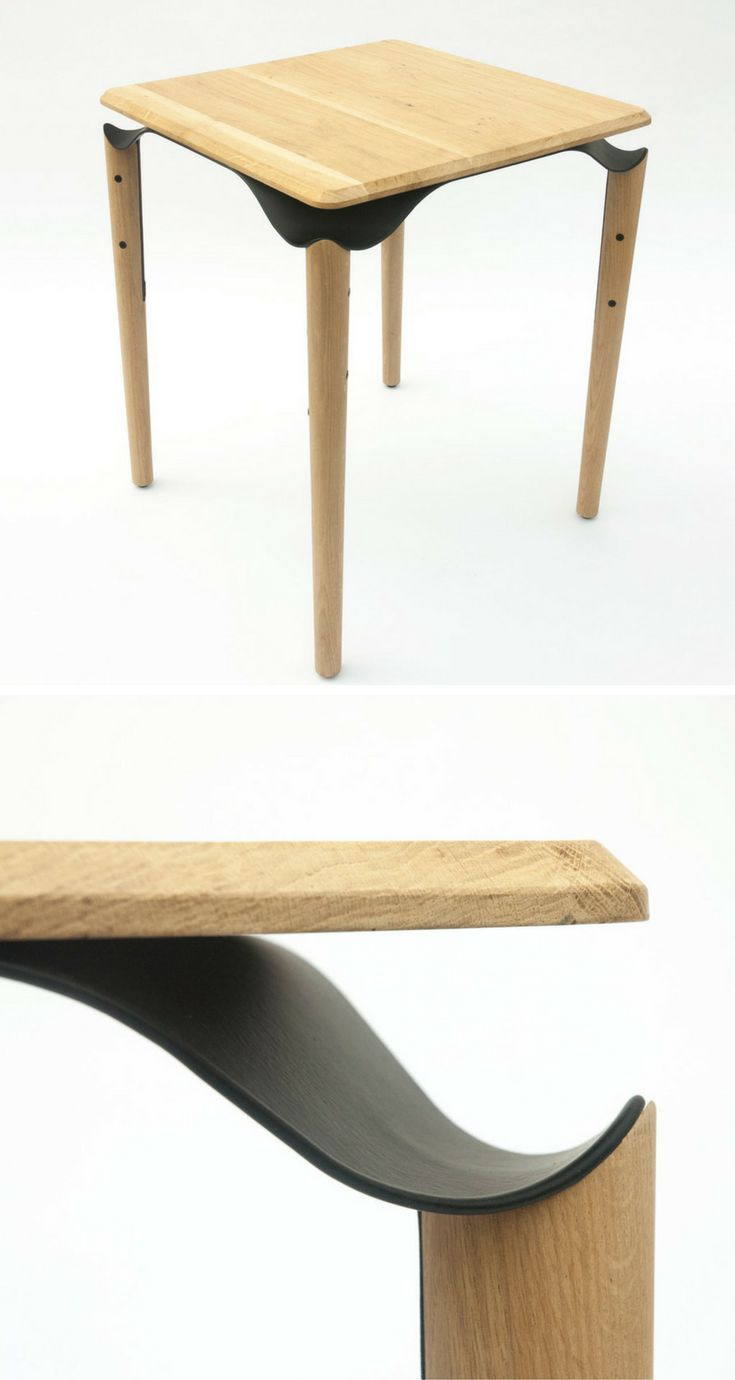Phebos Xenakis Reimagines the Bistro Table with a Convenient Solution
