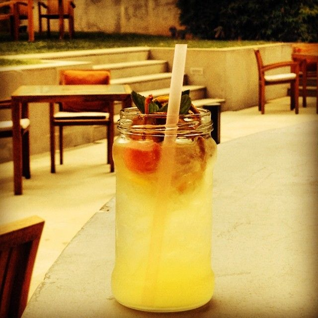 Cocktail time at  #LifeGalleryHotel Photo by: @giwrgos_kostas