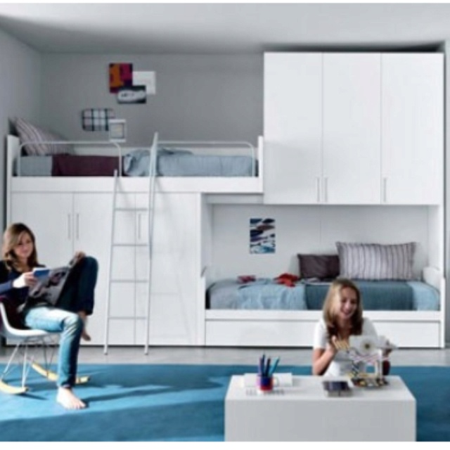 17 Best Images About Epic Bunk Beds/ Kids Rooms. On