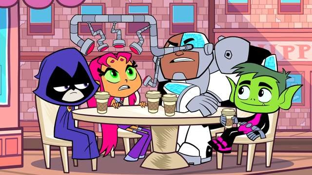 Teen Titans Go Series First Promo Video Streamed