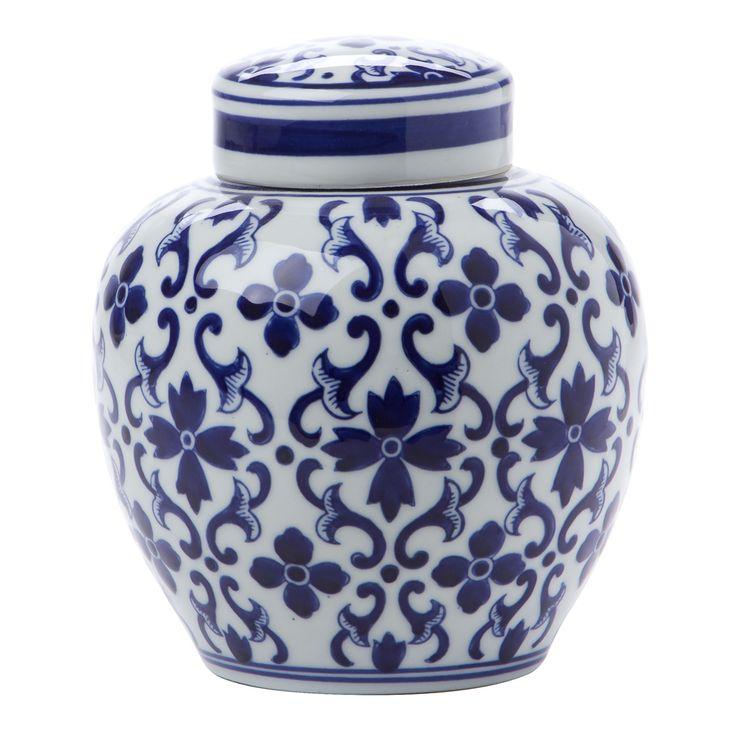 Avalon - Jonquil Ginger Jar | Peter's of Kensington