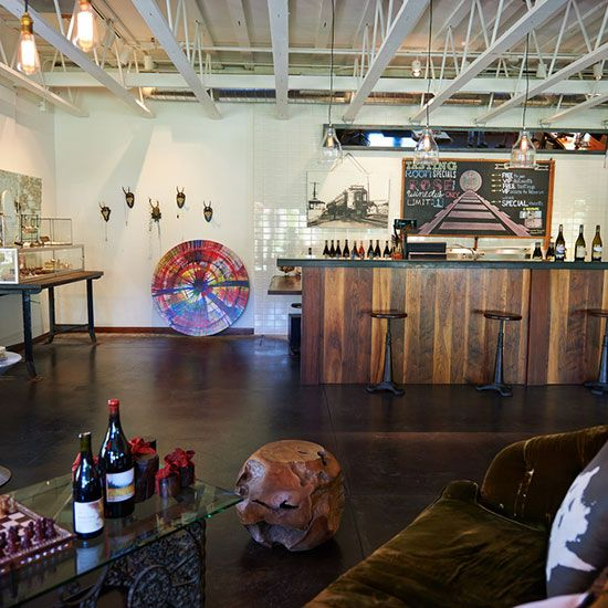 Sonoma County Wineries to Visit: Red Car//Wonderful Pinot Noir in Russian River Valley