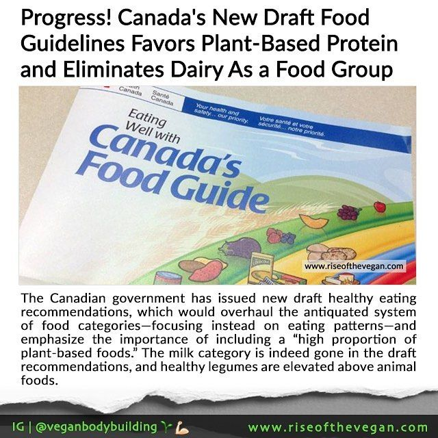 The Canadian government has issued new draft healthy eating recommendations which would overhaul the antiquated system of food categoriesfocusing instead on eating patternsand emphasize the importance of including a high proportion of plant-based foods. The milk category is indeed gone in the draft recommendations and the powerhouse legume has been elevated above animal foods. _ The draft food guides first foundational recommendation establishes the importance of whole foods and specifies…