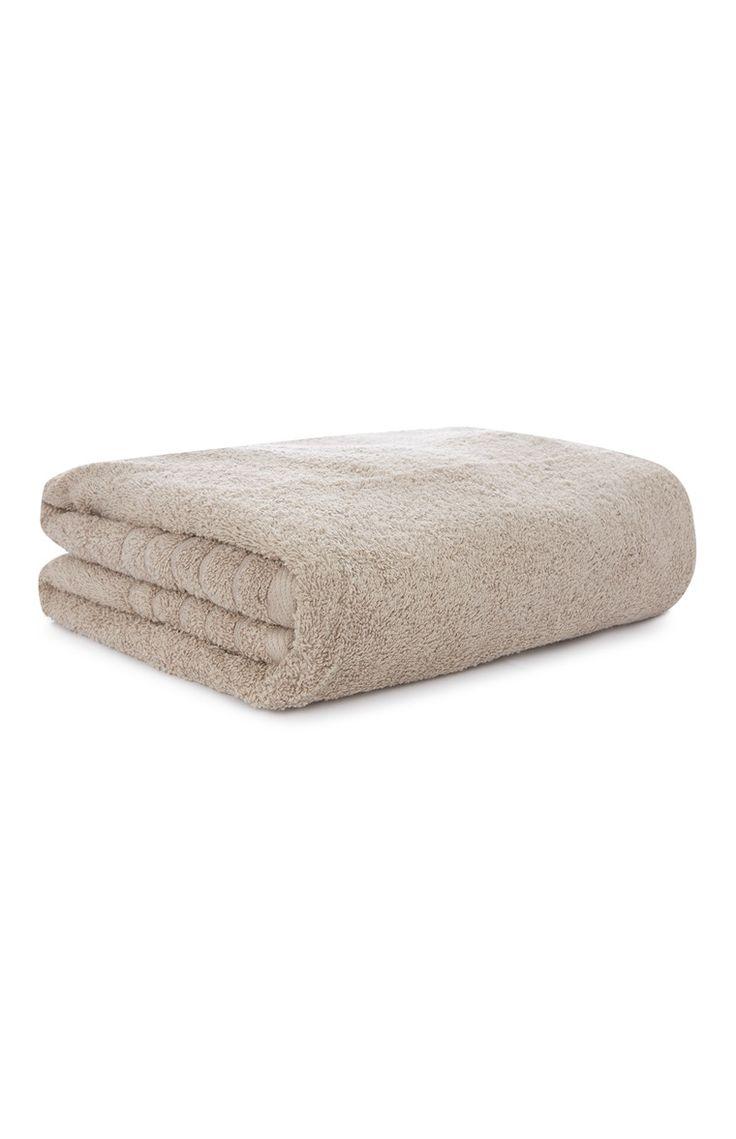 Primark - Neutral Bath Towel