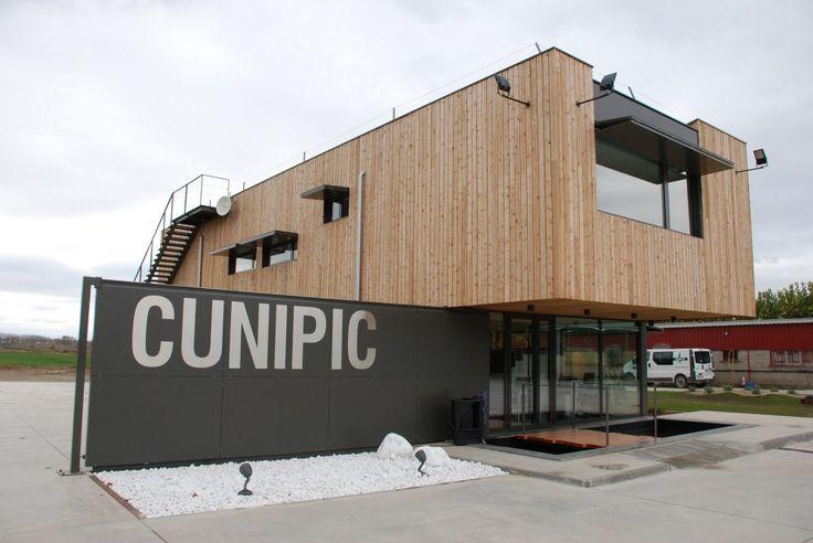 CUNIPIC Headquarters / CODIstudio