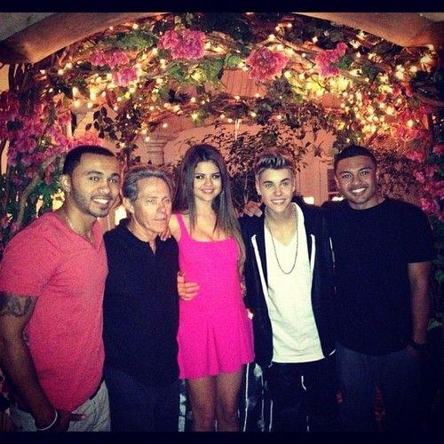selena gomez instagram spain | Justin Bieber Spain - Justin Bieber, Selena Gomez y Alfredo Flores en ...