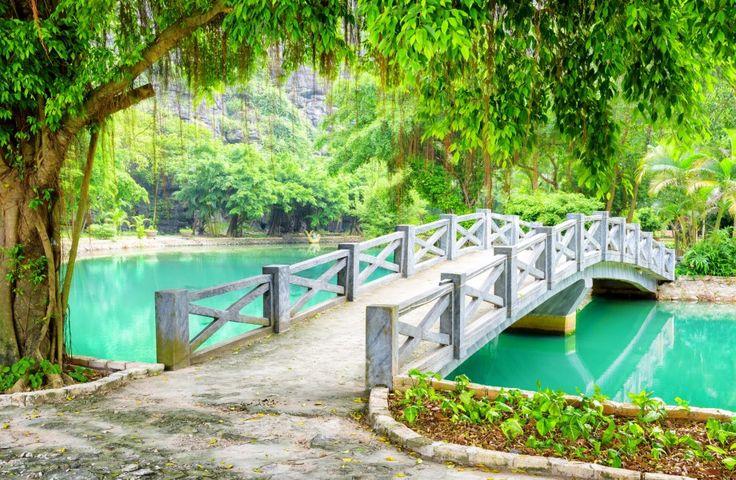 Park in Ninh Binh 4K Ultra HD wallpaper | 4k-Wallpaper.Net