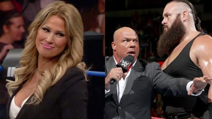 Braun Strowman apologizes to Karen Jarrett over bar incident, begs her not to say anything to Kurt Angle