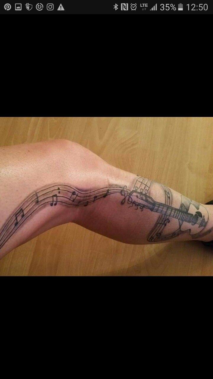 Tattoo Gitarre