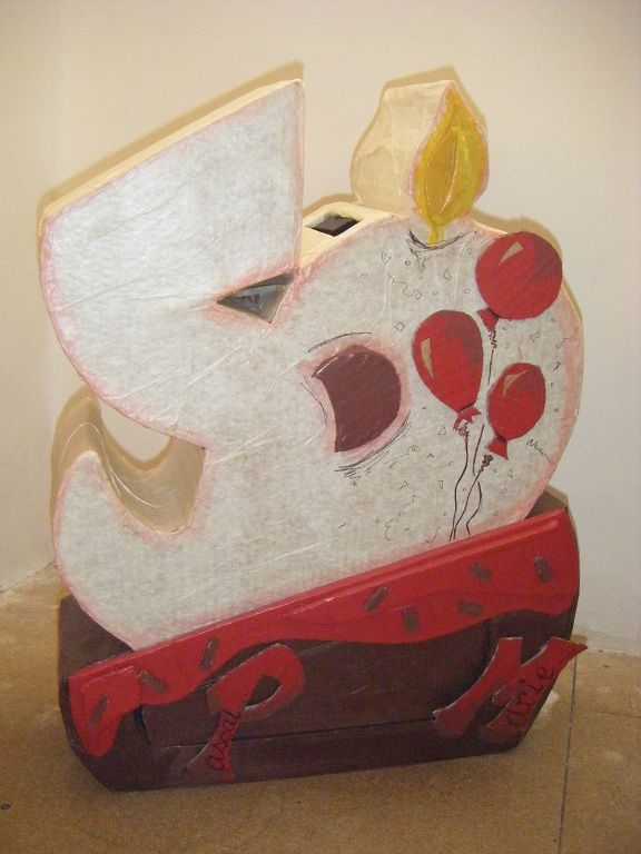 urne anniversaire 50 ans Mobilier, accessoires et décoration ...