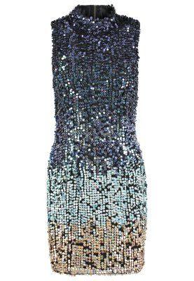 French Connection COSMIC BEAM - Sukienka letnia - utility blue za 939 zł (06.12.15) zamów bezpłatnie na Zalando.pl.