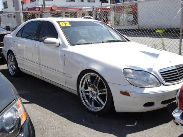 Cecilia2013 39 s 2002 mercedes benz s class 4 dr s430 sedan for 2002 s430 mercedes benz