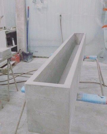 Tvättställ till Göteborg. #betong #beton #concrete #tvättställ #handfat #badrum #badrumsinredning #badrumsinspiration #badrumsinspo #inspo #inredning #betonghandfat #betongtvättställ #bathroominspo #bathroomideas #bathroom #concretesink #inredningsdetaljer #interiordesign #design