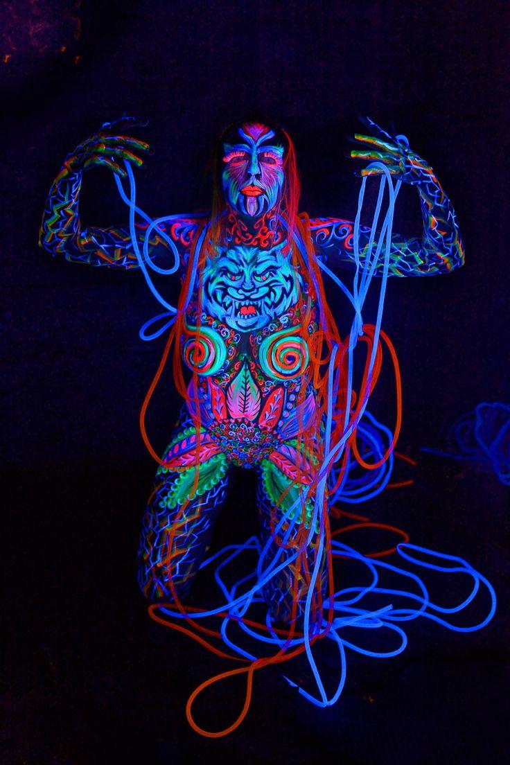Artist Gilberta Gibi Bodypainter - Modella Sabrina Tormena - Foto Mario Spinazzè - Conegliano (TV)