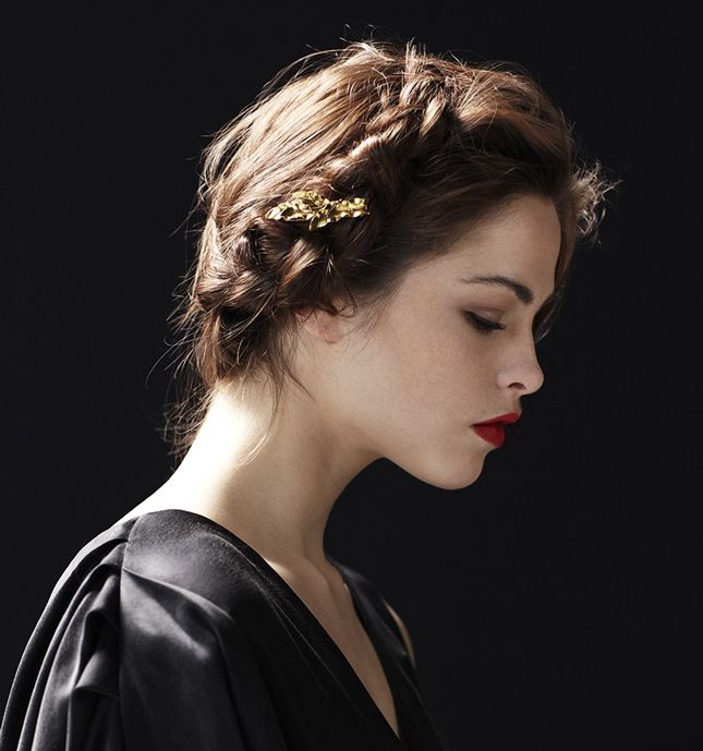 "Say ""I Do"" to These 10 Fresh Spring Wedding Hairstyles"