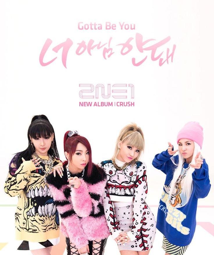 2NE1 | 2009-Present Genres: K-pop, hip hop, R&B, electronic, dance, urban, electropop